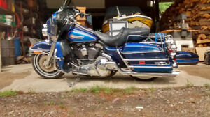 Hd motorcycle 1992