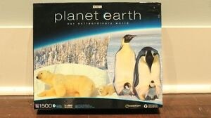 BBC Planet Earth: 3 Polar Puzzles
