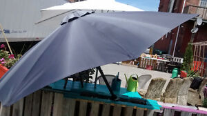 Patio Umbrellas at the Meetinghouse!