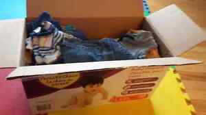 Boys 6-12 month clothing lot