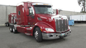 2016 Peterbilt 579 T/A Sleeper