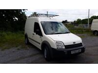 Ford Transit Connect 1.8l tddi 220 53 Plate LWB