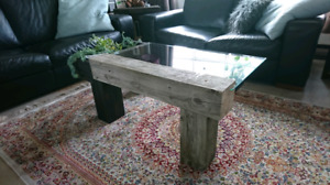 On Sale! Rustic Miniature Garden Coffee Tables