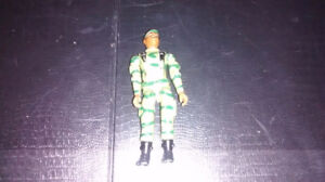 late 80s GI JOE FIGURE
