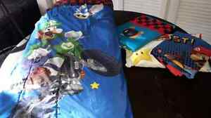Super Mario twin bed set