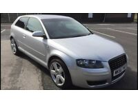 2006 AUDI A3 - 1.9 TDI SPECIAL EDITION- 3 OWNERS - 108000 LOW MILES - HPI CLEAR -