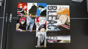Bleach Vol 1-48 Manga