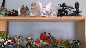 Skylanders 132+ figurines