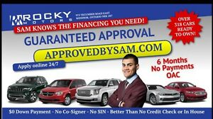 TRAVERSE - HIGH RISK LOANS - LESS QUESTIONS - APPROVEDBYSAM.COM Windsor Region Ontario image 2