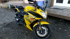 Mint fz6r for trade