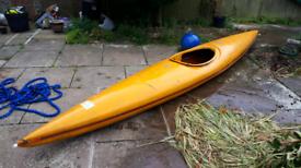 Kayak Canoe Fibreglass