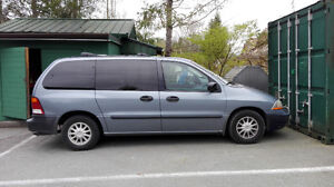 1999 Ford Windstar Minivan, Van