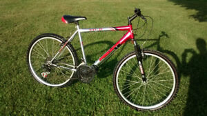 Super cycle xtl 21 speed hardtail