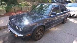 1988 E30 BMW 325ix