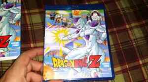 Dragonball Z season 3 Blu-ray