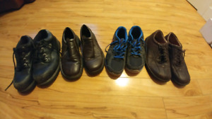 4 pairs of shoes for $25