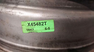 16 inch Rims for Tacoma Pickup 4WD and other vehices Kingston Kingston Area image 3