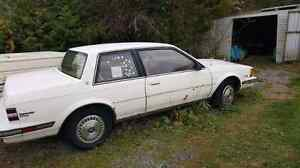86 Buick century for sale 1000 or best offer