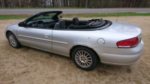 Satellite Sebring Convertable