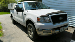 Contractor special F150 4x4