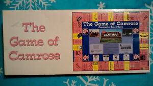 THE GAME OF CAMROSE