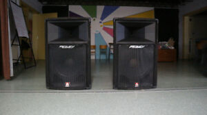 PA System and Monitors