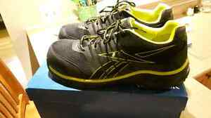 Mens steel toe Reebok shoes Cambridge Kitchener Area image 1