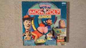 MONOPOLY JUNIOR TOY STORY