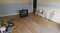 Professional Flooring Installation - Hardwoods and Laminates