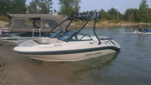 Looking for weekend boat well dock for 20' boat in Port Franks
