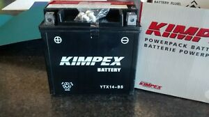 ATV & Motorcycle Batteries in stock @CanMac Elmsdale