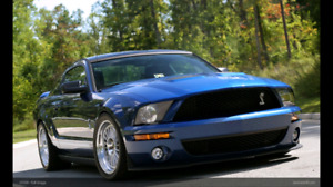 Wanted - 2005 to 2009 (S197) Ford Mustang