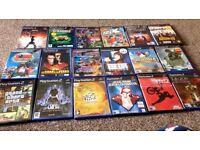 18 x PS2 games