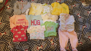 Newborn Lot (Baby Girl)
