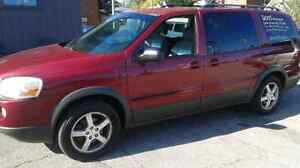 2005 Pontiac  Montana with 154000km  Extended Kitchener / Waterloo Kitchener Area image 3