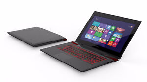 Y40-80 Gaming Notebook - Thin and Light - i7 + Hybrid Drive