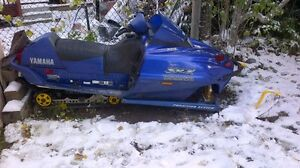 99 yamaha srx 700 triple. With newer motor Kawartha Lakes Peterborough Area image 1