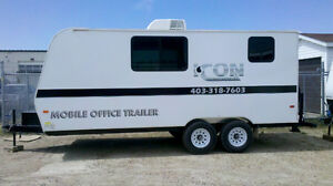 Office trailer for rent