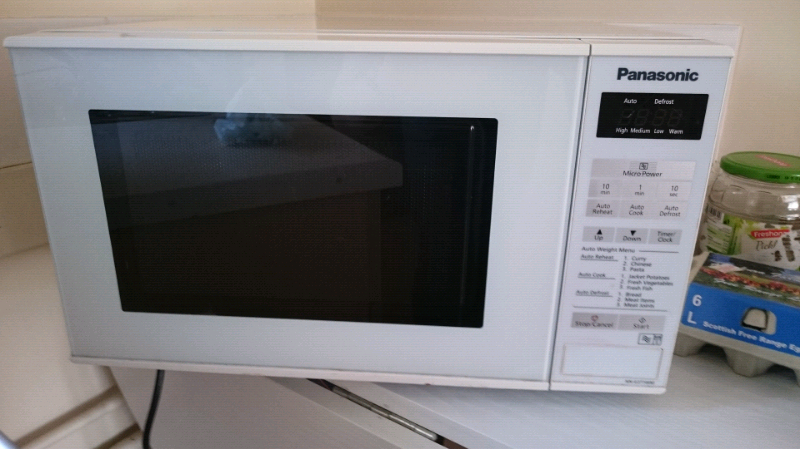 Panasonic Microwave | in Forres, Moray | Gumtree