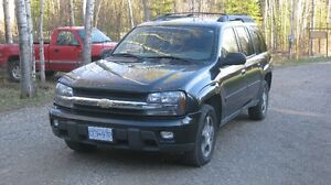 2006 Chevrolet Trailblazer EXT SUV, Crossover