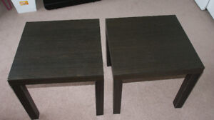 3x End table $20 for all