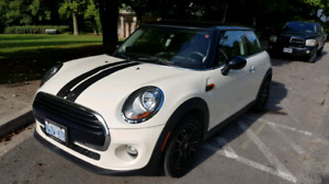 2016 Mini Cooper Lease Take Over