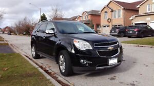 2011 Chevrolet Equinox 2LT SUV, Crossover AWD only 87000KM