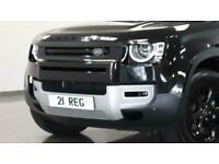 2021 Land Rover Defender 2021 21 Land Rover Defender 90 3.0 D200 SE (Black Pack)