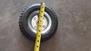 "Small tires with rims 8""  22.00$"
