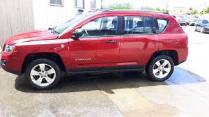 2014 jeep compass trail rated 4x4