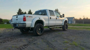 2011 Ford F250 FX4 Superduty