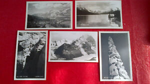 Postcards by J.A. Weiss - Jasper National Park Kitchener / Waterloo Kitchener Area image 6