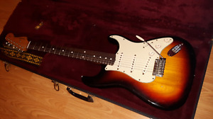 Fender stratocaster classic player 60