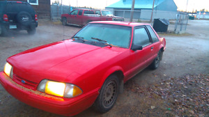 1993 Ford Mustang 2.3L LX